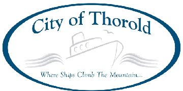 The Corporation of the City of Thorold  logo