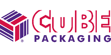 CuBE Packaging logo
