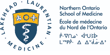 Northern Ontario School of Medicine logo