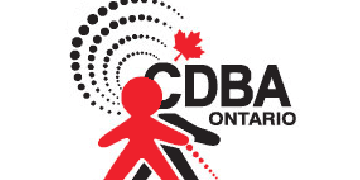Canadian Deafblind Association Ontario Chapter logo