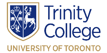 Trinity College, University of Toronto logo