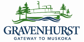 the Town of Gravenhurst logo