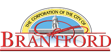 Corporation of the City of Brantford  logo