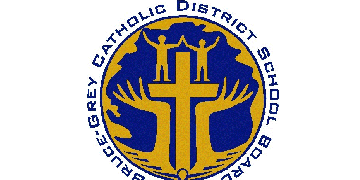 Bruce Grey Catholic District School Board logo