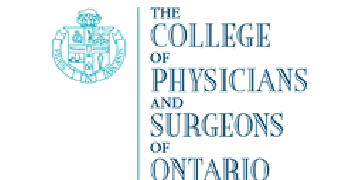 The College of Physicians and Surgeons Of Ontario logo