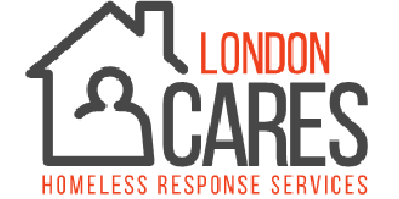 London Cares Homeless Response Services logo