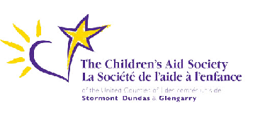 Children's Aid Society of Stormont, Dundas and Glengarry logo