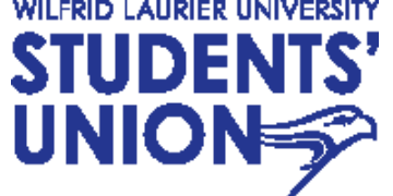 Wilfrid Laurier University Students' Union logo