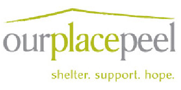 Our Place Peel logo