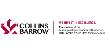 Collins Barrow Leamington LLP logo