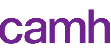 Centre for Addiction and Mental Health (CAMH) logo