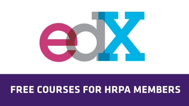 edX Free Courses for HRPA members