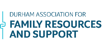 Durham Association for Family Resources and Support logo