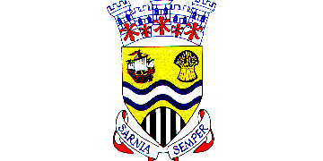 The Corporation of the City of Sarnia logo