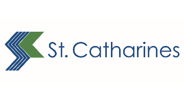 the Corporation of the City of St. Catharines logo