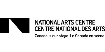 National Arts Centre / Centre national des Arts  logo