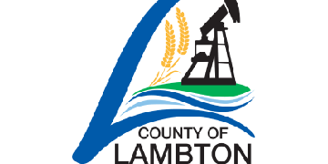 The Corporation of the County of Lambton logo