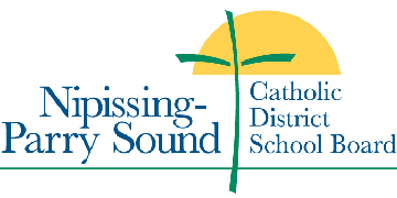 Nipissing-Parry Sound Catholic DSB logo