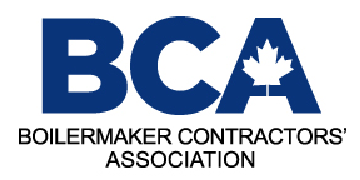 Boilermaker Contractors' Association logo