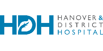 Hanover and District Hospital logo