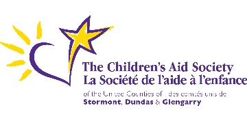 The Children's Aid Society of the United Counties of Stormont, Dundas & Glengarry logo