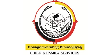 Dnaagdawenmag Binnoojiiyag Child & Family Services logo