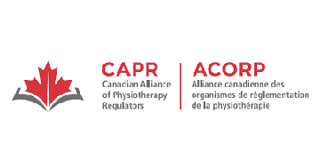Canadian Alliance of Physiotherapy Regulators logo
