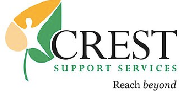 Crest Support Services logo