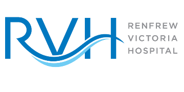 Renfrew Victoria Hospital logo