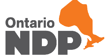 Ontario New Democratic Party  logo