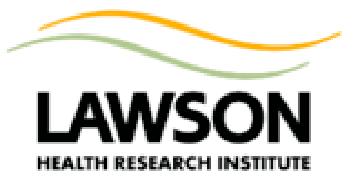 Lawson Health Research Institute of London Health Sciences Centre  logo