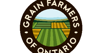 Grain Farmers of Ontario  logo