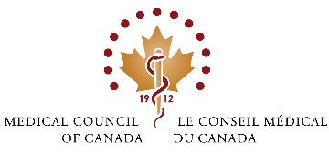 The Medical Council of Canada logo