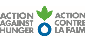 Action Against Hunger/Action contre la Faim Canada logo