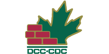 Construction de défense Canada logo