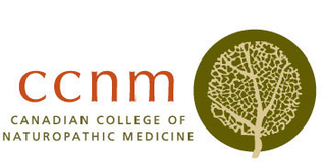 Canadian College of Naturopathic Medicine logo