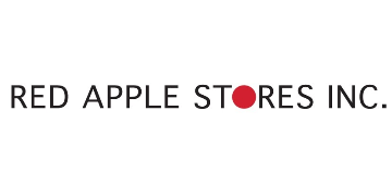 Red Apple Stores Inc. logo